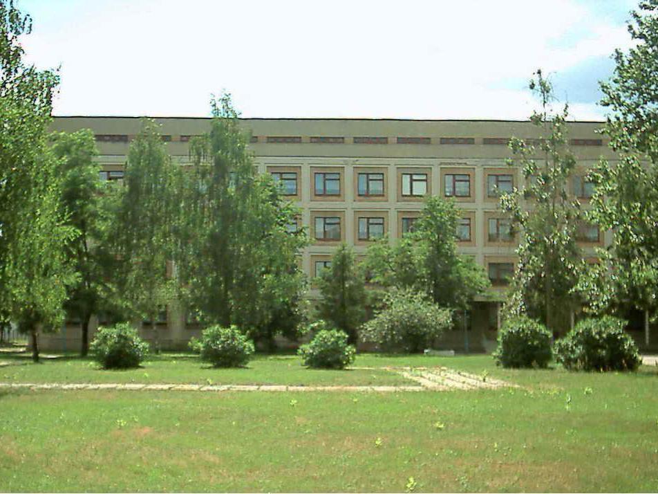 Больница поселка пироговский